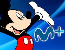 Movistar+ y Disney unen fuerzas y lanzan dos nuevos canales: Movistar Disney y Movistar Star Wars