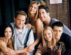 'Friends' (5,2%) y 'Big Bang' (3,7%), lo más fuerte de las temáticas junto a 'La que se avecina' en FDF (5,2%)