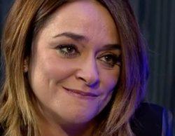 Toñi Moreno, totalmente emocionada, se rompe al escuchar cantar a Pablo Alborán en 'Viva la vida'