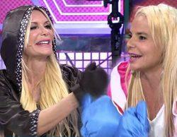 'Sábado Deluxe': Leticia Sabater se muestra convencida de que Yola Berrocal está enamorada de ella