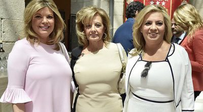 'Las Campos' vuelve a Telecinco con María Teresa, Terelu Campos y Carmen Borrego en Nueva York