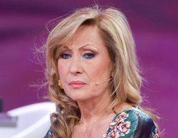 """Rosa Benito arremete contra 'Socialité', el programa de María Patiño: """"Estoy donde me sale del..."""""""