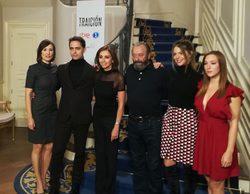 """TVE presenta 'Traición', su nueva serie: """"Es una mezcla entre 'Falcon Crest' y 'Dallas'"""""""