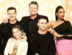 'Dancing with the stars' sigue como lo más visto del día contra 'The Voice'