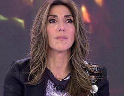 Paz Padilla se derrumba y abandona el plató de 'Sálvame' al hablar de Chiquito de la Calzada