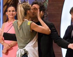 La final de 'MasterChef Celebrity 2' en momentazos: besos, postres rebeldes, la vuelta de los concursantes...
