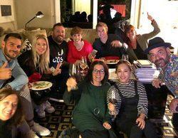 Los concursantes de la segunda edición 'Masterchef Celebrity' vivieron la gran final juntos