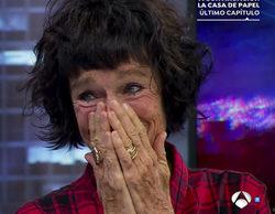 """Pablo Motos y su estrecha relación con Geraldine Chaplin en 'El hormiguero': """"Sigo enamorada"""""""
