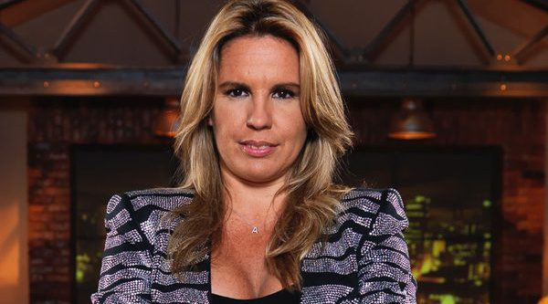 Carmen Porter, copresentadora de \'Cuarto milenio\', multada por Hacienda