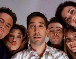 'Friends' (4,7%) conquista la TDT y ya es lo más visto por detrás de 'Big Bang'
