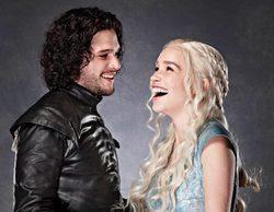 Emilia Clarke y Kit Harington optarán a los Globos de Oro como protagonistas de 'Juego de Tronos'