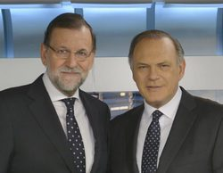 Pedro Piqueras entrevistará a Mariano Rajoy el lunes 27 de noviembre durante en 'Informativos Telecinco'