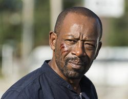Primeras imágenes de Lennie James ('The Walking Dead') en el rodaje de 'Fear The Walking Dead'