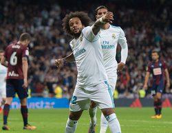 El Real Madrid-Fuenlabrada lidera en Gol (11,4%) mientras que 'La que se avecina' destaca en FDF (4,6%)