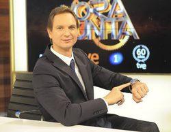 'Hora punta', el formato de Javier Cárdenas, renovado oficialmente por RTVE