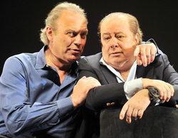Telecinco anuncia el reencuentro entre Bertín Osborne y Arévalo en 'Mi casa es la tuya'