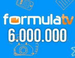 FormulaTV bate récord histórico con más de 6 millones de usuarios únicos en octubre de 2017