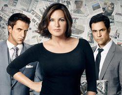 'Law & Order: SVU' alcanza su máximo de temporada con el episodio más visto desde septiembre de 2016