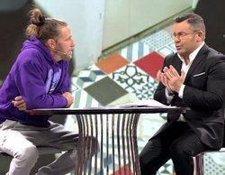 """La durísima entrevista de Jorge Javier Vázquez a Maico en el plató de 'GH Revolution': """"Eres un farsante"""""""