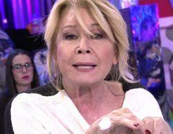 "Mila Ximénez arremete contra los taxistas para defender a Manuela Velasco: ""No vuelvo a coger un taxi"""