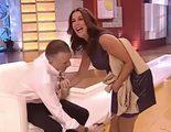 La polémica de Juan y Medio por recortar la falda de su compañera no será sancionada