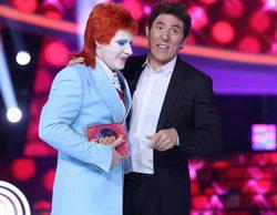 'Tu cara me suena': Miquel Fernández gana la gala 10 con su imitación de David Bowie
