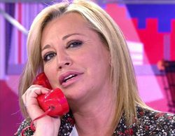 """Belén Esteban, en 'Sálvame', llama al hotel donde se hospedan 'Las Campos' en Nueva York: """"Spanish, please?"""""""