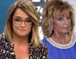 """Toñi Moreno responde con humor a Mª Teresa Campos: """"Que deje de ver películas y vea 'Viva la vida'"""""""