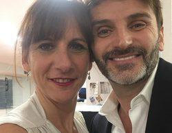Malena Alterio y Fernando Tejero ('Aquí no hay quién viva') se reencuentran y preparan nuevo proyecto juntos