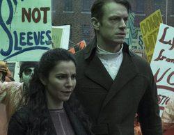 Primeras imágenes de 'Altered Carbon', la serie que Netflix estrenará el 2 de febrero de 2018