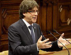 Carles Puidgemont confirma su participación vía plasma en el debate electoral organizado por TV3