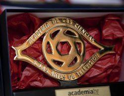 Lista de los galardonados con los Premios Talento 2017 que concede la Academia de Televisión