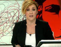 La reportera de 'Al rojo vivo' y su particular término para referirse a una manifestación