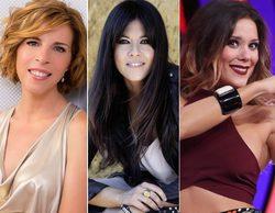 Sole Giménez, jurado en la gala 7 de 'OT 2017' y Vanesa Martín y Lorena Gómez, invitadas