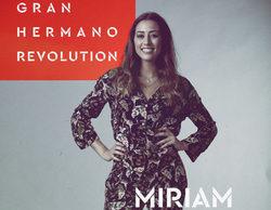 Miriam, sexta finalista de 'GH Revolution'