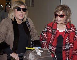 'Las Campos' vuelven a España después de rodar su reality en Nueva York y Miami y preparan su viaje a Japón