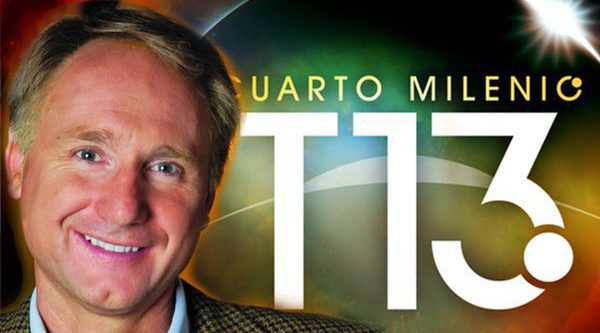 Dan brown visitar 39 cuarto milenio 39 el domingo 10 de for Cuarto milenio domingo