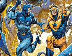 Blue Beetle y Booster Gold podrían incorporarse al Arrowverso de The CW