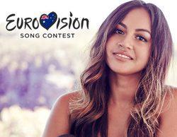 Jessica Mauboy representará a Australia en Eurovisión 2018