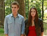 Nina Dobrev y Paul Wesley, protagonistas de 'Crónicas vampíricas', se reencuentran en Nueva York