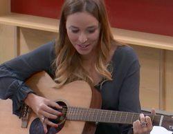 """Beth ('OT 2') visita la Academia de 'OT 2017': """"Me tomé Eurovisión como un encargo, no me gustaba la canción"""""""
