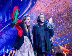 Eurovisión, 'Supervivientes' y Andrea Janeiro, entre lo más buscado en Google España en 2017
