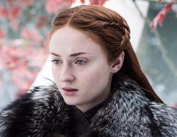 """'Juego de Tronos': Sophie Turner adelanta que Sansa Stark estará """"un poco perdida"""" en la octava temporada"""