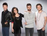 'Mi casa es la tuya' reúne a Juanes, Malú, Manuel Carrasco y Pablo López, coaches de 'La Voz'
