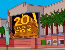 'Los Simpson' predijeron la compra de Disney a 20th Century Fox