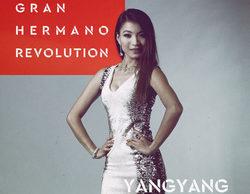 Yangyang Huang, cuarta finalista de 'GH Revolution'
