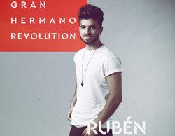 Rubén Valle, segundo finalista de 'GH Revolution'