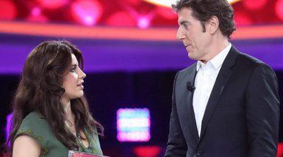 'Tu cara me suena': Lucía Gil gana la gala 11 con su imitación de Jeanette