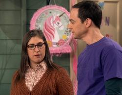 Amy y Halley celebran un cumpleaños inusual en el 11x11 de 'The Big Bang Theory'