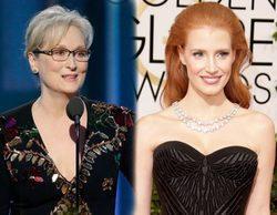 Las actrices nominadas a los Globos de Oro vestirán de negro como protesta contra abusos sexuales